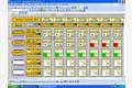 Monatsplaner für MS Excel