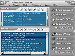 Mediaplayer der viele Audio- und Videoformate abspielen und konvertiereren kann