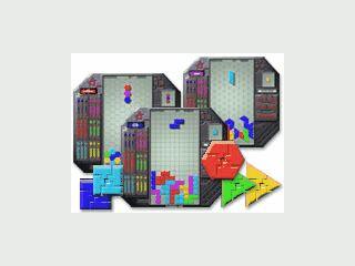 6 Tetris Varianten komniniert mit 3 Tile-Sets ergeben 18 Spielmodi