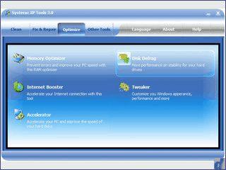 Praktische Werkzeuge zur Optimierung von Windows.