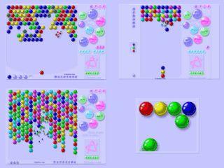 Alle Arcadespiele der Bubble-Reihe in einem Paket für Ihren PC.