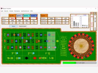 Roulette Simulation für System Entwickler