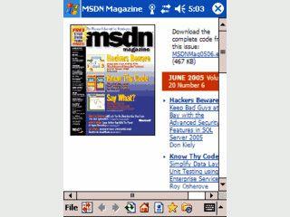 Betrachter für Pocket PCs zur Anzeige von eBooks im CHM Format.