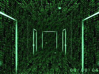 Viele Einblicke in die Matrix.