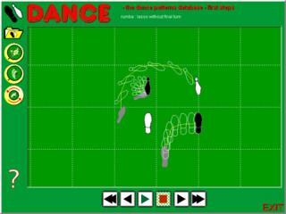 Programm mit dem Sie Tanzfiguren auf dem Computer darzustellen können.