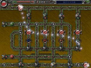 Psychoballs ist ein spannendes Denk- und Geschicklichkeitsspiel.