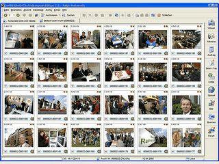 Bilder archivieren, verwalten, versenden und brennen
