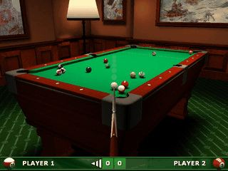 Gute 3D Billiard Umsetzung gegen den PC oder mit Freunden.