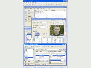 Admintool zur Verwaltung von MySQL Datenbanken