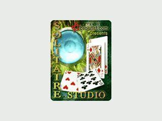 Pocket PC Umsetzung des Kartenspiels für eine Person.