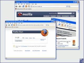 Firefox ist ein Webbrowser mit nützlichen Funktionen und Erweiterungen