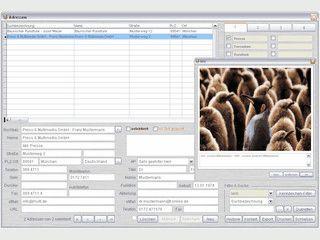 Adressverwaltung für Direktmarketing