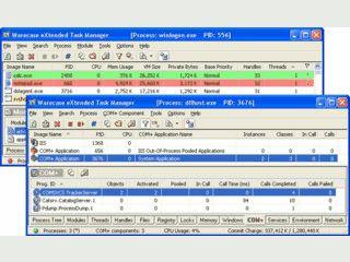 XTM ist ein Tool zur erweiterten Aufgabenüberwachung und Fehlersuche