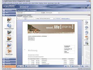 Software für die Warenwirtschaft und Auftragsverwaltung.