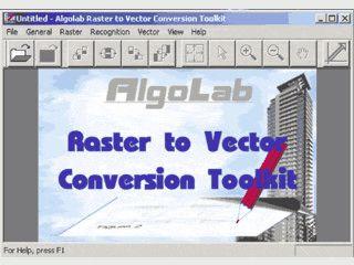 Rastergrafiken und Vektorgrafiken konvertieren.