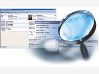 Outlook-Erweiterung die Ihren PC zum leistungsfähigen CTI-Arbeitsplatz macht