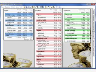 Haushaltsbuchführung zur Verwaltung Ihrer Privatfinanzen
