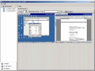 Zeigt den Inhalt von entfernten Desktops an und ermöglicht Zugriff darauf.