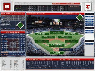 Baseball Simulation die an die Manager-Spiele der Fussball-Bundesliga erinnert