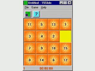 Das bekannten Schiebepuzzle als PC Umsetzung mit bis zu 10x10 Feldern