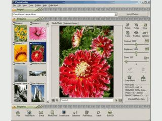 Umfangreiche Verwaltung für Digitale Bilder