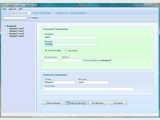 Passwortschutz für Webseiten mittels .htaccess erstellen.