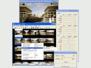 Sucht nach ähnlichen oder doppelten Bildern in Bildbeständen