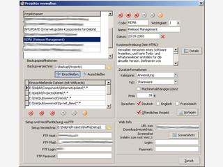 Eigene Softwareprojekte verwalten, veröffentlichen und im Web vorstellen