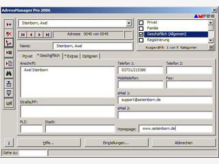Verschiedene deutschsprachige Add-Ins für MS Word 2007.