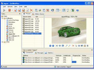 Automatisierter Download von Bildern aus einer Webseite