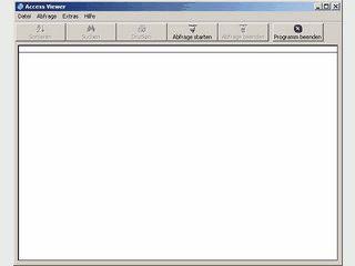 Programm zum Abrufen von Daten aus MS Access-Datenbanken