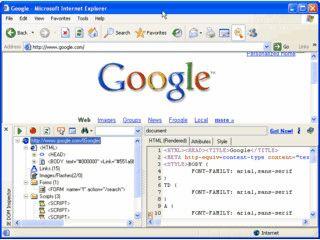 Direkt im Internet Explorer den Quellcode einer Webseite anzeigen lassen