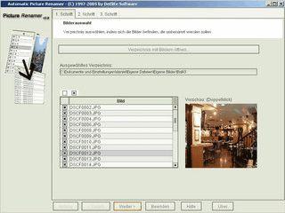 Automatisches Umbenennung von Digitalkamerbildern nach Ihren Vorgaben