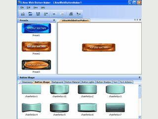Werkzeug zum Erstellen von Schaltflächen bzw. Buttons