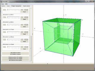 Darstellung vierdimensionaler Objekte, Polyeder und Polytope