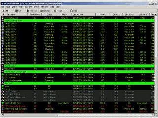 Monitoring-Tool das selbstständig auf Ereignisse reagiert.