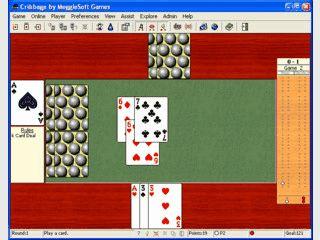 Kartenspiel für zwei Spieler, auch über das Internet