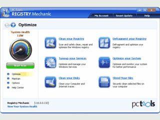 Tool zur Reparatur der Windows Registry.