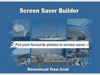 Auf einfache Weise können Sie Ihre Bilder als Bildschirmschoner einsetzen.