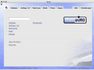 Adressverwaltung und Bürosoftware für Klein- und Mittelbetriebe