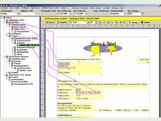 All-in-one Büro-Software für kleine Dienstleistungsbetriebe
