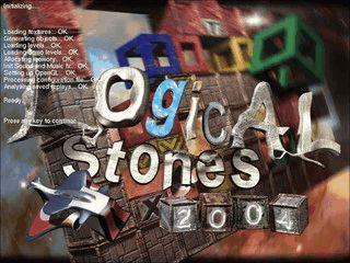 Schieben Sie alle Steine so schnell Sie können zum Ausgang