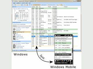 Mobile Zeiterfassung für Selbstständige und kleinere Unternehmen