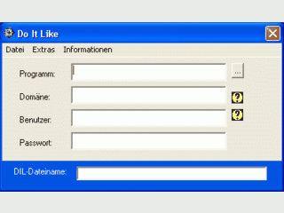 Automatisierung der Windows Funktion