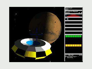 3D-Weltraumabenteuer mit Handel, Piraterie und Kampf.
