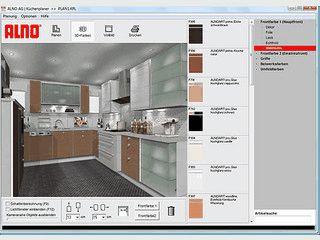 Virtueller Profi Küchenplaner von ALNO zur Planung Ihrer Traumküche