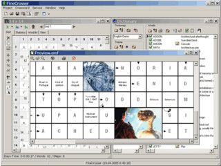 Software zur Erstellung von Kreuzworträtseln