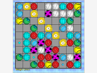 Denkspiel mit recht einfachem Spielprinzip aber hohem Schwierigkeitsgrad