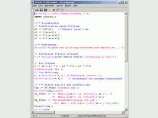 Programmiertool zur Automatisierung von Berechnungen mit Pascal Script