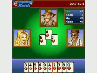 Bekanntes Kartenspiel für Palm OS PDAs